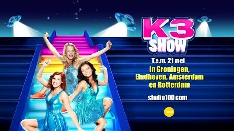 K3 Show 2017 - Trailer 3 (Nederland)