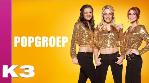 Popgroep (Lyric video)