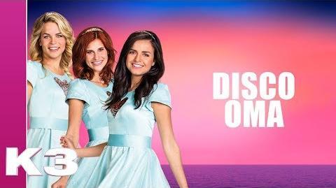 Disco oma (Lyric video)