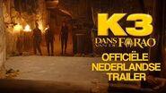 K3 Dans van de farao – Trailer (Nederland)