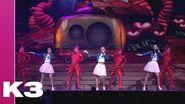 Medley Aliyee, Popgroep en De 3 biggetjes - K3 in de ruimte