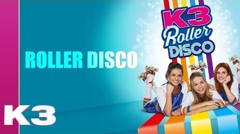 Roller Disco (Lyric video)