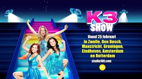 K3 Show 2017 - Trailer 2 (Nederland)