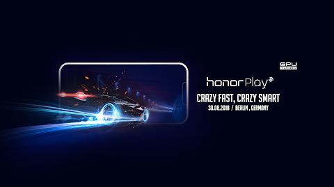 Honor Play Global Launch Event CrazyFast CrazySmart