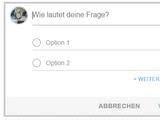 Hilfe:Umfragen