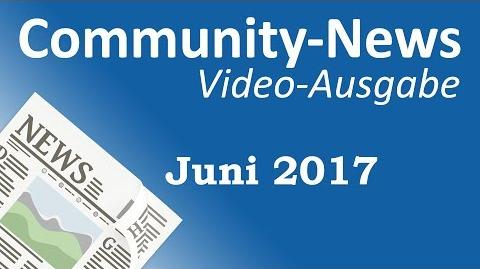 AML Tony/Community-News: Juni 2017