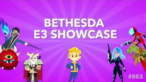 BE3 2017 - Fun & Games in Bethesdaland!