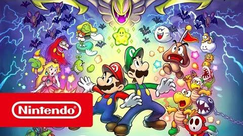 Mario & Luigi Superstar Saga Bowsers Schergen – Trailer (Nintendo 3DS)