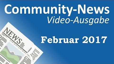 SpacePucky/Community-News: Februar 2017