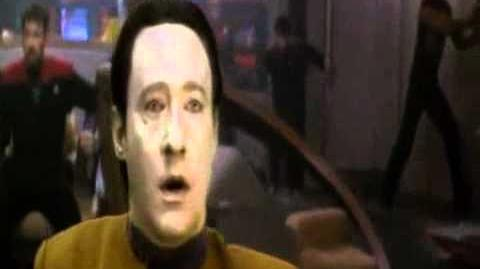 Data - Star Trek - Ooh Shit!