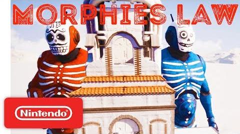 Morphies Law PAX West Trailer - Nintendo Switch