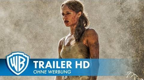 Tomb Raider 2018 - Trailer