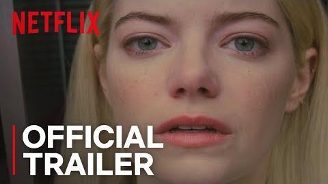 Maniac Official Trailer HD Netflix