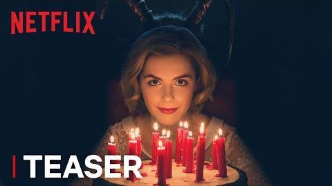 Chilling Adventures of Sabrina Teaser Happy Birthday HD Netflix