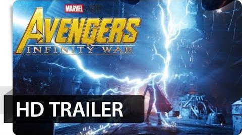 Avengers Infinity War - 2. Offizieller Trailer