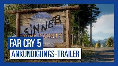 Far Cry 5 - Ankündigungs-Trailer Ubisoft DE