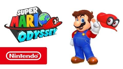 Super Mario Odyssey – Nintendo Switch-Trailer