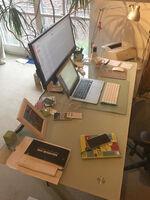 Schreibtisch 7