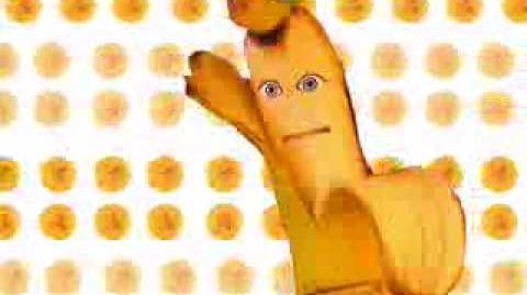 Bah na na na banana rap