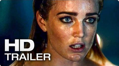 DC's LEGENDS OF TOMORROW Trailer (2016)