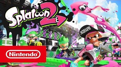 Splatoon 2 – Nintendo Switch-Trailer