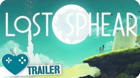 LOST SPHEAR Trailer German Deutsch (2018) Neues Square Enix RPG