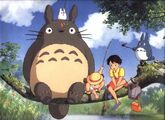 Totoro Mythologie