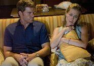 Rita cries watching a sad movie