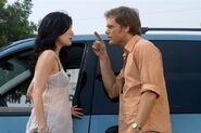 Dexter asks Lila if she believes in monsters