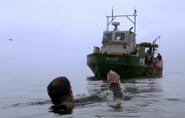 Dexter is rescued