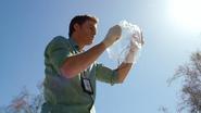 Dexter finds bag 802