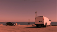 Quinn arrives at docks 511