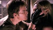Dexter orders Lumen to be quiet 7