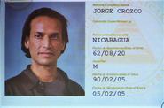 Jorge Orozco aka George King