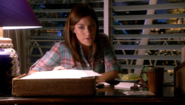 26 Deb tells Dexter about DNA sweep S4E8