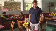 Dexter in Tampa coffee shop