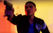 Marxo Fuentes shooting in club