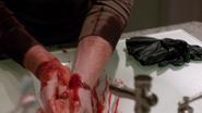 1 Dexter washes Vogel's blood S8E11