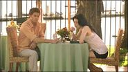 Dexter and Lila at cafe S2E4