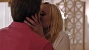 Hannah kisses Dex 808