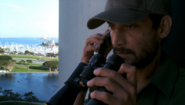 King on phone with Miguel S3E10