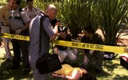 Dlana Nelson crime scene S3E5