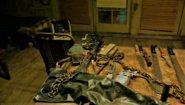 Tools in Sussman's cabin 802
