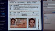 18 Saxon's driver license S8E9