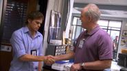 6 Arthur shakes Dexter's hand S4E12