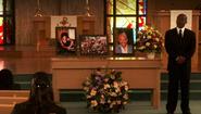 Doakes' funeral church
