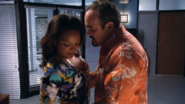 25 Maria and Angel make love in briefing room S4E8