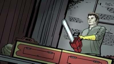 Dexter Morgan: