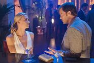 Hannah tells Dexter that she is married