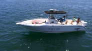 1 Dexter on boat with family S4E7